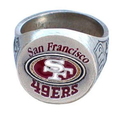 sf 49ers fan store san francisco 49ers ring nfl football fan shop sports