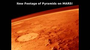 New Footage of Pyramids on Mars 2012 - YouTube