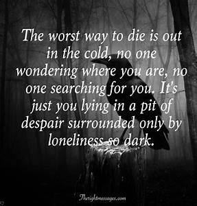 Quotes About Loneliness & Feeling Lonely Sayings | Therapy ...