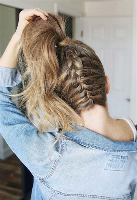 Braid Hairstyles For With Hair by 25 Amazing Braided Hairstyles For Hair For Every