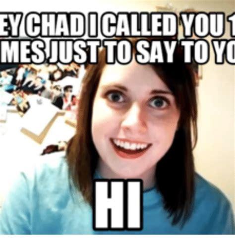 Chad Meme - eychadicalledyou1 mesajust tosay toyo chad youtube meme on sizzle