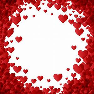 Free, Photo, Love, Heart, Borders