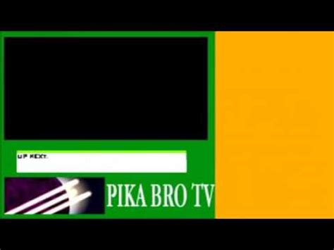 tv credits template pika bro tv split screen credits template 2 youtube