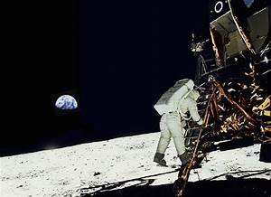 First humans on the moon | Today's Image | EarthSky