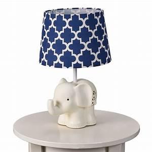 lolli living elephant lamp base and shade baby nursery With elephant floor lamp nursery