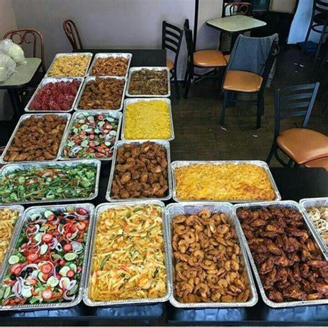 †Pinterest badgalronnie † Wedding buffet food Bbq