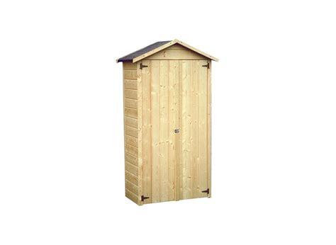 armoire de rangement en bois massif 12 mm jardideco