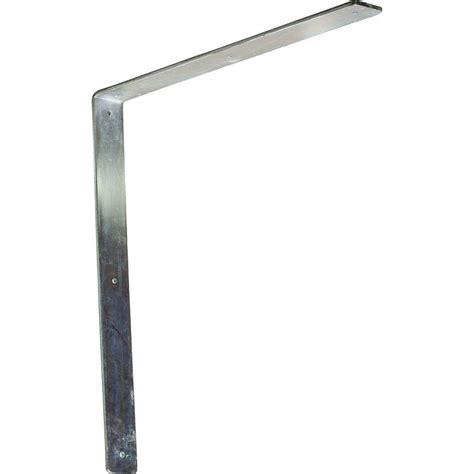 Steel Corbels by Ekena Millwork 20 In X 2 In X 20 In Steel Unfinished