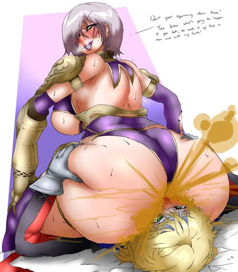 Big Ass Titties Rides Dildo
