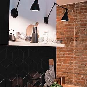 Lampe Pour Cuisine : appliques de style lampe de travail pour clairer la ~ Teatrodelosmanantiales.com Idées de Décoration