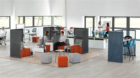 siege bureau design b free bureau modulaire et table de réunion steelcase