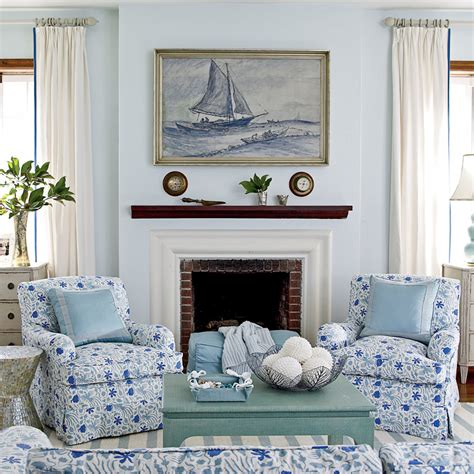 10 Islandstyle Living Rooms  Coastal Living