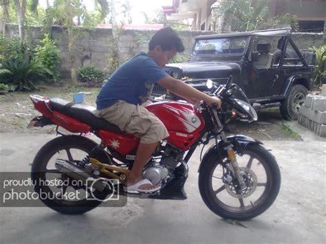 your yamaha ybr 125g modification post kayo sir