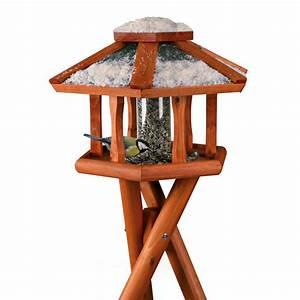 Mangeoire Oiseaux Sur Pied : mangeoire avec pied natura hexagone de luxe pour oiseau natura auberdog ~ Teatrodelosmanantiales.com Idées de Décoration