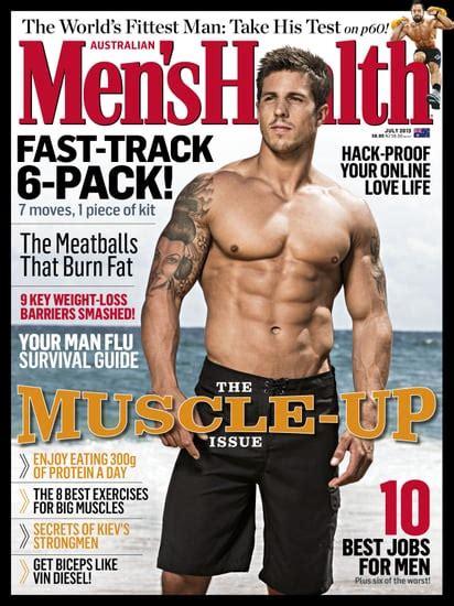 tomhopper bikini men s health popsugar fitness australia