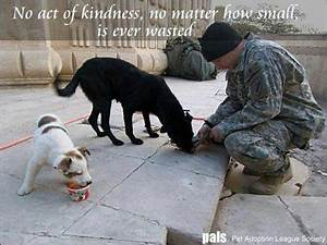 no act of kindness....is ever wasted...#compassion - show ...