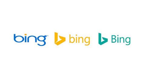 Microsoft to Introduce New Logo for Search Engine Bing