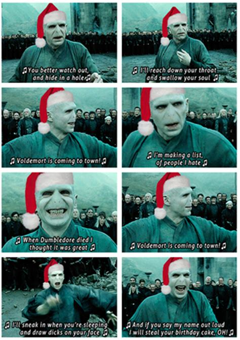 Harry Potter Christmas Meme - voldemort song severus snape photo 34758650 fanpop