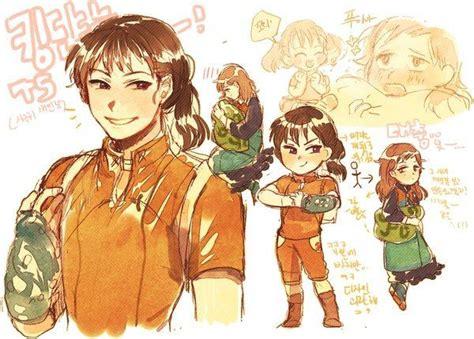 Resultado De Imagen Para Nanatsu No Taizai Genderbend
