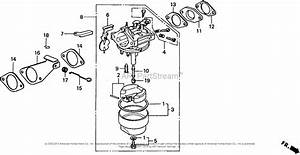 Honda Engines G150 Hzdu Engine  Jpn  Vin  G150