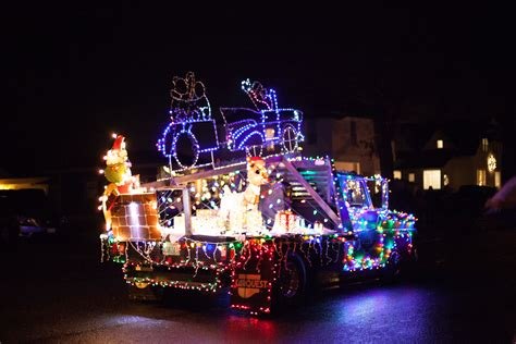 photos lynden s lighted christmas parade 2015 ourlynden