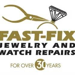 Fast Fix Jewelry and Watch Repairs - 13 Photos & 34
