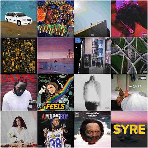 Best Album Fashionably Early S Top 50 Albums Of 2017 Fashionably Early