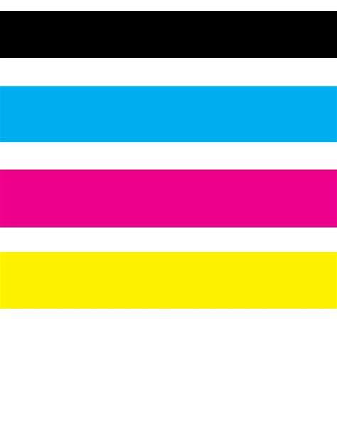 printer test page  color  druckerzubehr  blog