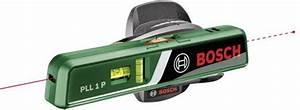 Laser Wasserwaage Selbstnivellierend : bosch home and garden pll 1 p 0603663300 laser wasserwaage 20 m 0 5 mm m kalibriert nach ~ A.2002-acura-tl-radio.info Haus und Dekorationen