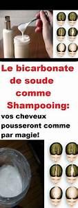 Bicarbonate De Soude Désherbant Dosage : le bicarbonate de soude comme shampooing vos cheveux pousseront comme par magie sant ~ Melissatoandfro.com Idées de Décoration