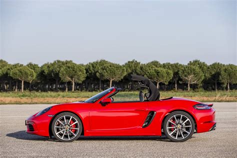 guards red porsche what color boxster s porsche 718 forum