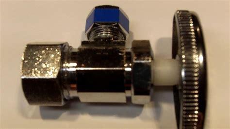 fix  leaky shut  valve  seconds youtube