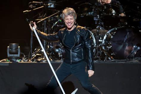 Jon Bon Jovi Forced Pull Out Concert Mid Performance