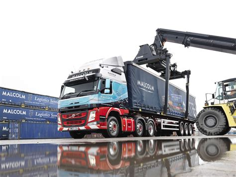 volvo bus and truck volvo trucks deliver first euro 6 trucks