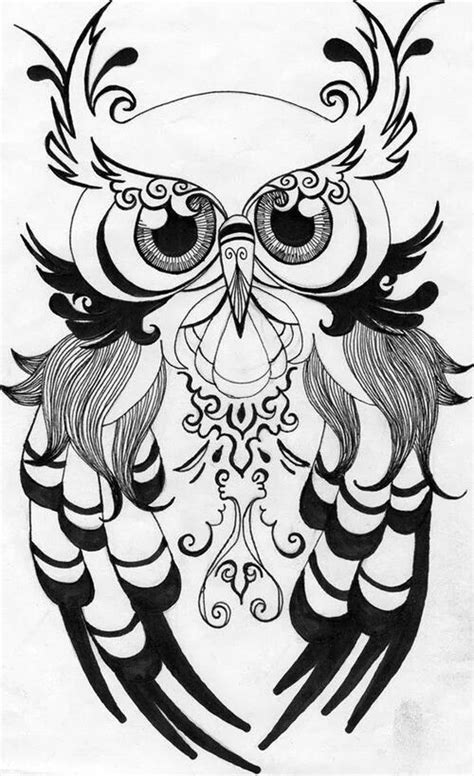 Pin by shelby fletcher on Tattoos !! | Owl tattoo design, Owl crafts, Owl art