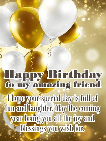 amazing friend happy birthday pictures