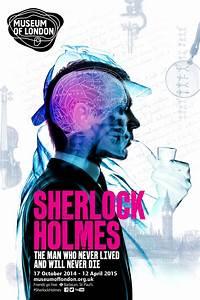 AKA Designs Museum Of London39s Sherlock Holmes Campaign