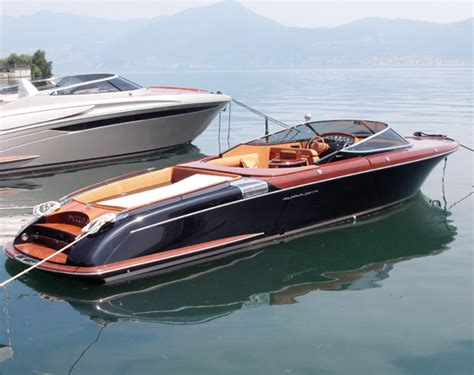 Riva Italian Wooden Boats by Riva Boats Designboom Visits The Luxury Boat Manufacturer