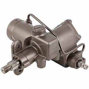 1997 Land Rover Discovery Power Steering Gear Box From Car