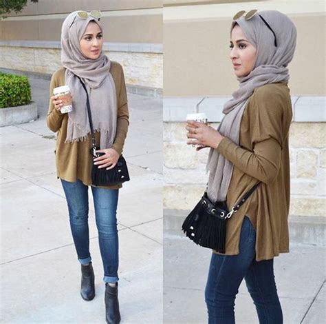 35 Trendy And Fashionable Hijab Style For Teens | Fashionlookstyle.com | Inspiration Your ...