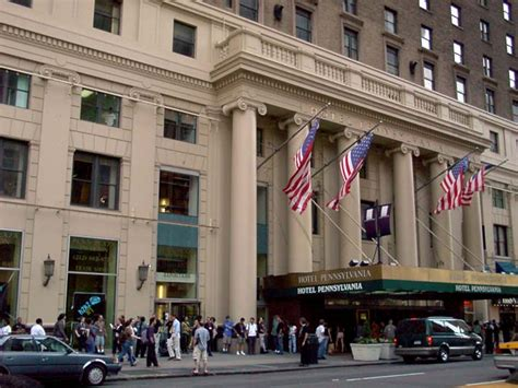 york architecture images hotel pennsylvania