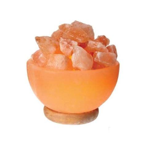 himalayan salt l bulbs himalayan salt l fire bowl