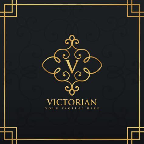 elegant floral style premium logo  letter    vector art stock graphics images