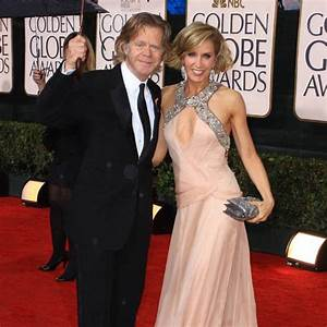 William H. Macy and Felicity Huffman's close encounter ...
