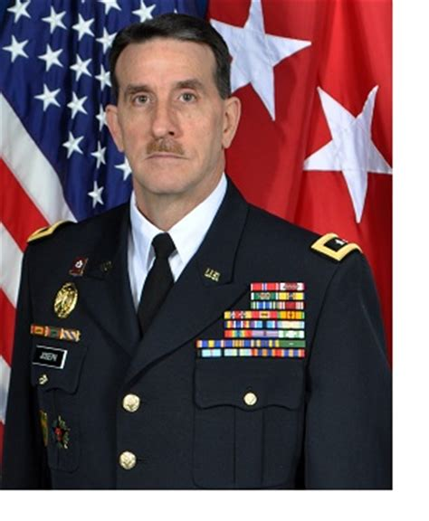 major general james  joseph