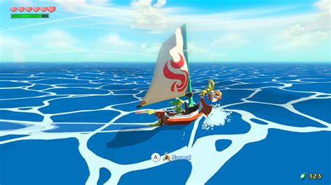 The Legend Of Zelda The Wind Waker Hd Game Giant Bomb