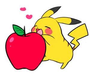 Pokemon Pikachu Heart