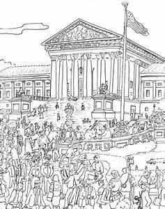 Coloring book - The Supreme Court