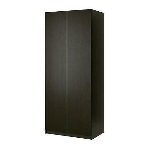 Buy Black Wardrobe by Ikea Black Wardrobe Ebay