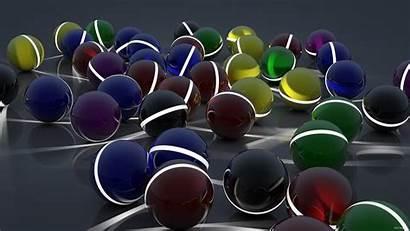 Abstract Windows Wallpapers Balls Ecran Fond Multicolor